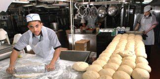 Pracujmy w piekarni